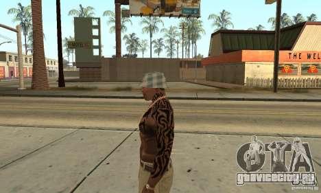 Tatu CJ для GTA San Andreas второй скриншот