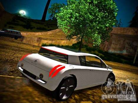 Renault Vel Satis для GTA San Andreas вид слева