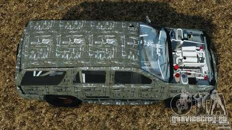 Chevrolet Tahoe 2007 GMT900 korch [RIV] для GTA 4 вид справа