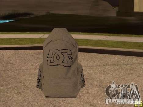 Парашют DC для GTA San Andreas