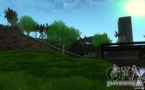 Совершенная растительность v.2 для GTA San Andreas второй скриншот