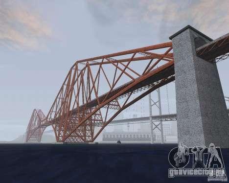 Новые текстуры трёх мостов в SF для GTA San Andreas шестой скриншот