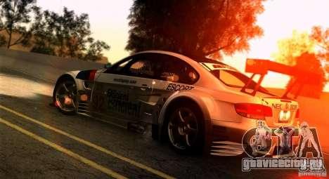 SA gline v4.0 Screen Edition для GTA San Andreas четвёртый скриншот