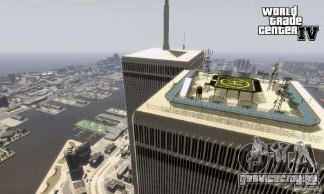 World Trade Center для GTA 4 седьмой скриншот