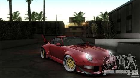 Porsche 993 RWB для GTA San Andreas