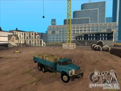 ЗиЛ-133ГЯ для GTA San Andreas