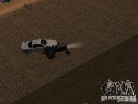 Ускорение для GTA San Andreas четвёртый скриншот