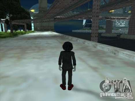 Saw для GTA San Andreas третий скриншот