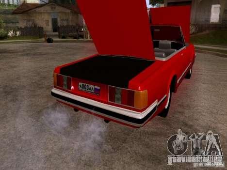 ЗиЛ 41044 Фаэтон для GTA San Andreas вид сбоку