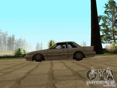 Пневматическая подвеска для GTA San Andreas третий скриншот