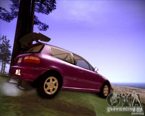 Honda Civic 1994 для GTA San Andreas