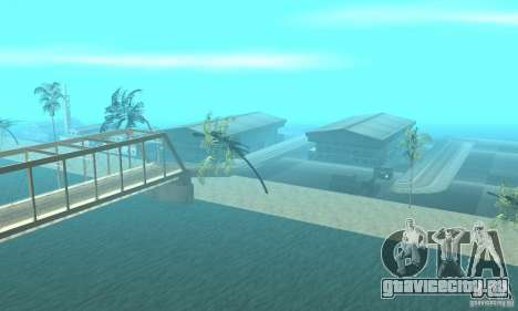 New Island для GTA San Andreas