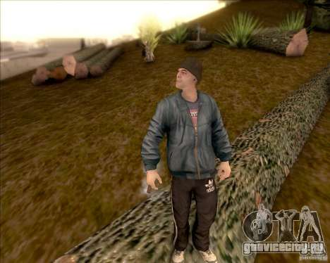 SkinPack for GTA SA для GTA San Andreas