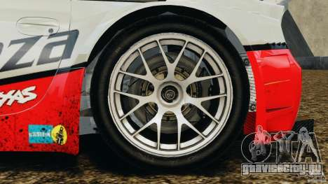 BMW Z4 M Coupe Motorsport для GTA 4 вид сзади