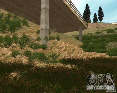 Grass form Sniper Ghost Warrior 2 для GTA San Andreas