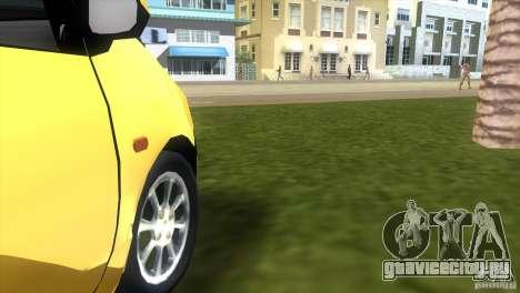 Renault Twingo для GTA Vice City вид сзади