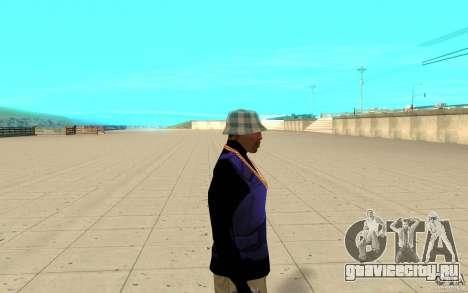 Броник скин 1 для GTA San Andreas второй скриншот