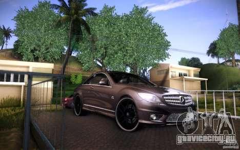 Mercedes Benz CL65 AMG для GTA San Andreas