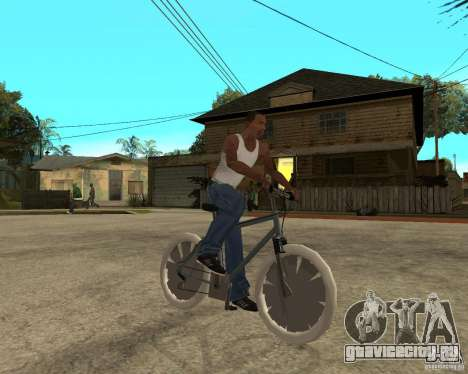 Kona Kowan texture для GTA San Andreas вид справа