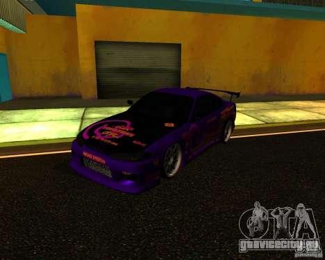 Nissan Silvia C-West для GTA San Andreas