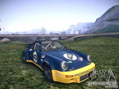Porsche 911 Carrera RSR1974 3.0 для GTA San Andreas