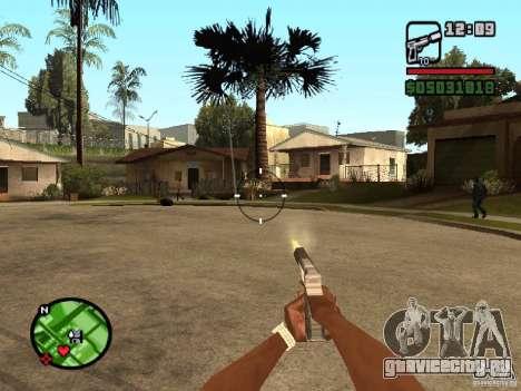 Вид от 1-ого лица для GTA San Andreas