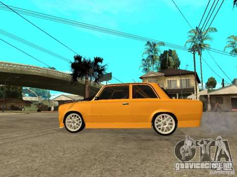 ВАЗ 2101 Globus для GTA San Andreas вид слева