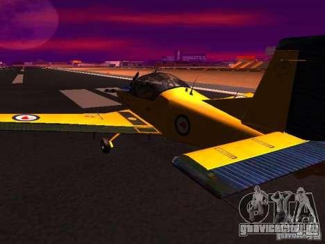 CT-4E Trainer для GTA San Andreas вид слева