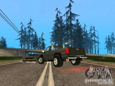 Chevrolet Silverado 2012 для GTA San Andreas вид справа