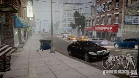 Realistic ENBSeries V1.1 для GTA 4 пятый скриншот