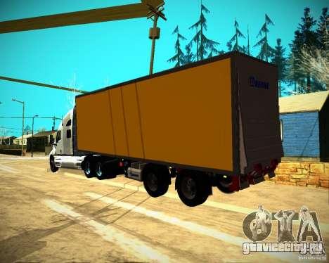 Прицеп Krone Biedra для GTA San Andreas