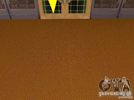 Новый вид казино 4 Дракона для GTA San Andreas четвёртый скриншот