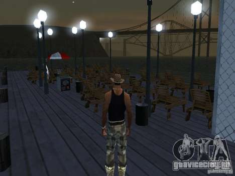 Happy Island 1.0 для GTA San Andreas второй скриншот