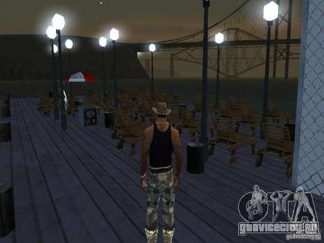 Happy Island Beta 2 для GTA San Andreas четвёртый скриншот