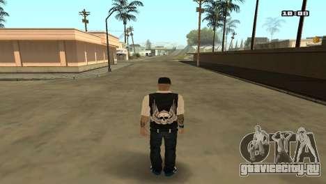 Skin Pack The Rifa для GTA San Andreas пятый скриншот