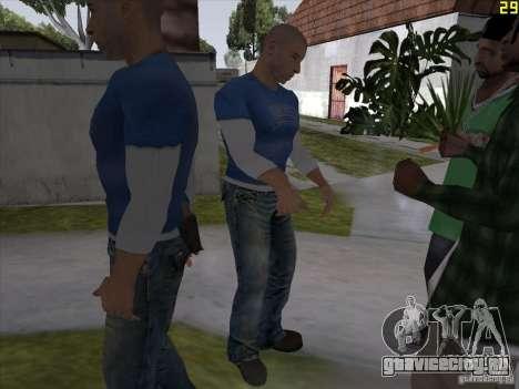 Вин Дизель для GTA San Andreas четвёртый скриншот