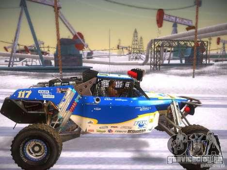 Ickler Jimco Buggy для GTA San Andreas вид сзади слева