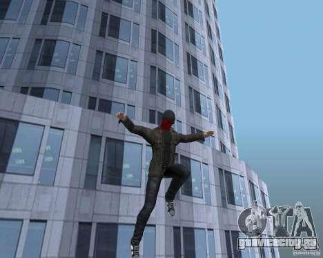 Spider Man для GTA San Andreas шестой скриншот