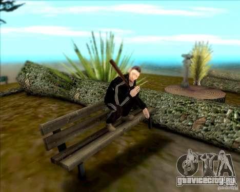 SkinPack for GTA SA для GTA San Andreas третий скриншот