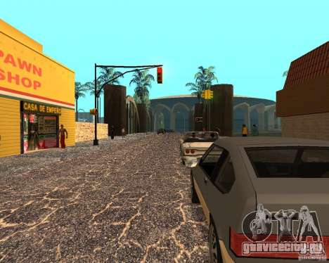 New Ghetto для GTA San Andreas второй скриншот
