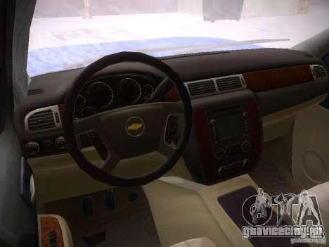 Chevrolet Silverado для GTA San Andreas вид справа