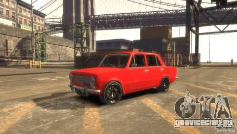 ВАЗ 2101 Light Tun для GTA 4