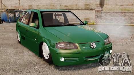 Volkswagen Gol G4 Edit для GTA 4