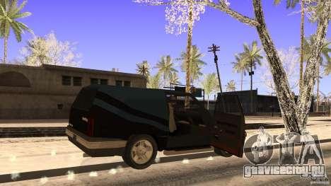 Sandking EX V8 Turbo для GTA San Andreas вид справа