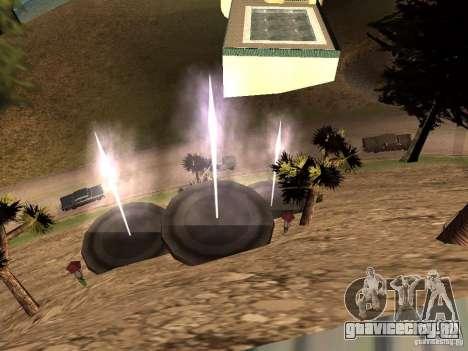 Ретекстурированный дом CJея V1 для GTA San Andreas четвёртый скриншот