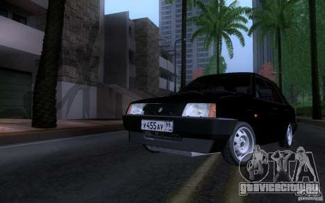 Ваз 21099 Синька для GTA San Andreas