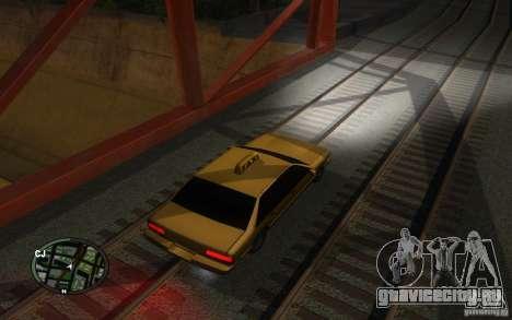 IVLM 2.0 TEST №5 для GTA San Andreas седьмой скриншот