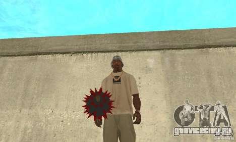 Булава для GTA San Andreas второй скриншот