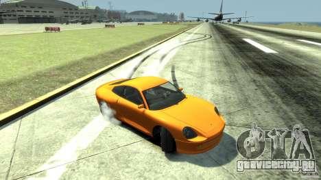 Drift Handling Mod для GTA 4 второй скриншот