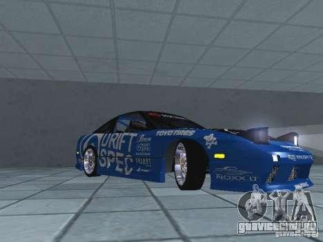 Nissan RPS13 Drift Spec для GTA San Andreas вид слева